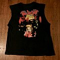 Dark Angel - Time Does Not Heal 1989/1990 Sleeveless Tour Shirt