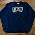 Focused - 1990 ~1996 Christian Hardcore Fest Spirit Filled Long sleeve Crew TShirt or Longsleeve