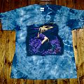 Theatre of Tragedy - Velvet Darkness They Fear Tie-Dye/Batik Shirt #2