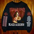 Cradle of Filth - Black Goddess LS XL