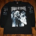 Cradle of Filth - Supreme Vampyric Evil XL LS  TShirt or Longsleeve