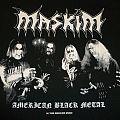 Maskim - American Black Metal/Battle Storm USBM Shirt 1999