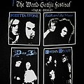 Procession - The World Gothic Festival: Rosetta Stone/Faith and the Muse/Das ice/Corupus Delicti Gothic Procession Tour 1994  TShirt or Longsleeve