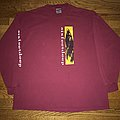 SixFeetDeep - Shelter from the Storm LS Red & Black 1996 TShirt or Longsleeve