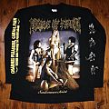 Cradle of Filth - Sadomasochrist Sin to be Forgiven LS XL  TShirt or Longsleeve