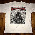 Pigface - 1991 Tour Ass Hole Shirt Lot XL