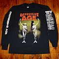 Depressive Age - Europe 1993 Lying in Wait Tour Long Sleeve TShirt or Longsleeve
