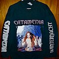 Catamenia - Morning Crimson/Winternacht Long Sleeve 1999