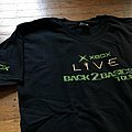 XBOX - Back 2 the Basics Tour Korn Limp Bizkit TShirt or Longsleeve