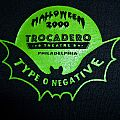 Type O Negative - Halloween 2000 in Philadelphia Live Shirt XL