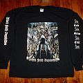 Bloodstained Dusk - Black Faith Inquisition Long Sleeve Shirt