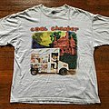 Coal Chamber - 1998 Tour AUTOGRAPHED Shirt XL