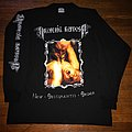Anorexia Nervosa ~ New Obscurantis Order Saturn Eating His Children Shirt