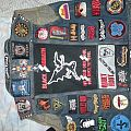 Classic Rock/Metal Vest (in progress)