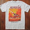 Assassin - TShirt or Longsleeve - Assassin - The Upcoming Terror t-shirt
