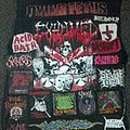Death - Battle Jacket - patch jacket