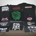 Some shirts, as long as I'm here patch hunting.