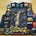 Reign Of Fury - Battle Jacket - Redoing my vest