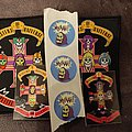 Guns N' Roses - Patch - Masters of the Universe Patches for Vollhonk