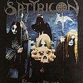"Satyricon - TShirt or Longsleeve - Satyricon - ""Nemesis Divina"" shirt"