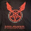 """Dark Funeral - TShirt or Longsleeve - Dark Funeral - """"Ineffable Kings of Darkness / De Profundis Clamavi Ad Te..."""