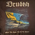 """Drudkh - TShirt or Longsleeve - Drudkh - """"When the Flame Turns to Ashes / Forgotten Ancient Land..."""" shirt"""