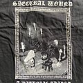 """Spectral Wound - TShirt or Longsleeve - Spectral Wound """"A Diabolic Thirst"""" shirt"""