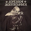 "Satanic Warmaster - TShirt or Longsleeve - Satanic Warmaster - ""We are the Worms..."" shirt"