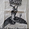 Compilation of Death - Fallen Angel / white, size L TShirt or Longsleeve