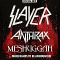 Slayer - Other Collectable - gig flyers