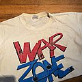 Warzone 1990 tour  TShirt or Longsleeve
