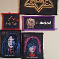 Original Patches from the 80s!