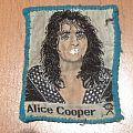 Alice Cooper Patch for Matze