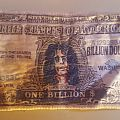 Alice Cooper Billion Dollar Babies Original Patch from 1973!