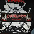 Cannibal Corpse Full of Hate Strip Patch