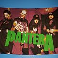 "Pantera Vintage Flag ""Vulgar Display of Power Era"" Other Collectable"