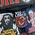 Vio-lence Eternal Nightmare Pin Pin / Badge