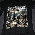 Bolt Thrower The 4th Crusade Shirt (Bootleg)