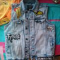 Tyrant(ger) - Battle Jacket - Battle Jacket in progress