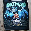 Risk - Ratman Backpatch embroidered