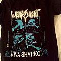 wehrmacht ultra limited italian tour shirt viva sharko