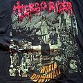 terrorizer original t shirt