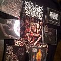 severe torture feasting shirt with all cds