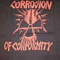 Corrosion of conformity tour shirt