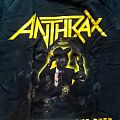Anthrax - TShirt or Longsleeve - anthrax among the living dead
