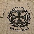 spider crew t-shirt