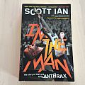 I am the man by scott Ian book Other Collectable