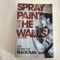spraypaint the wall, the story of black flag book Other Collectable