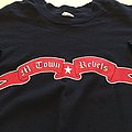 "M-TOWN REBELS this time the world"" t-shirt"