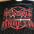 stampin ground t-shirt
